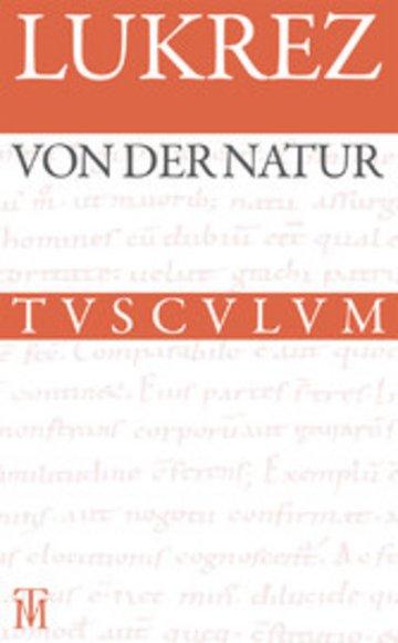 eBook Von der Natur / De rerum natura Cover