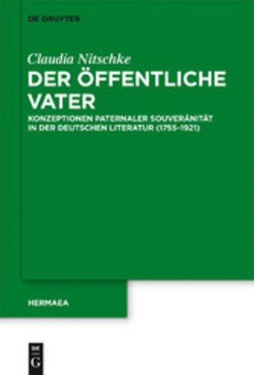 eBook Der öffentliche Vater Cover