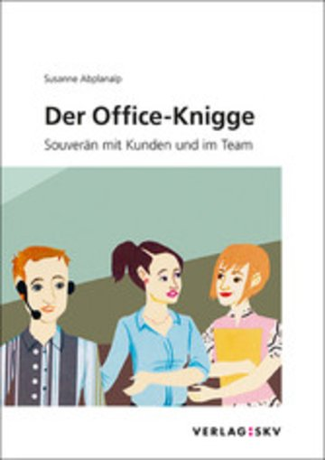 eBook Der Office-Knigge Cover