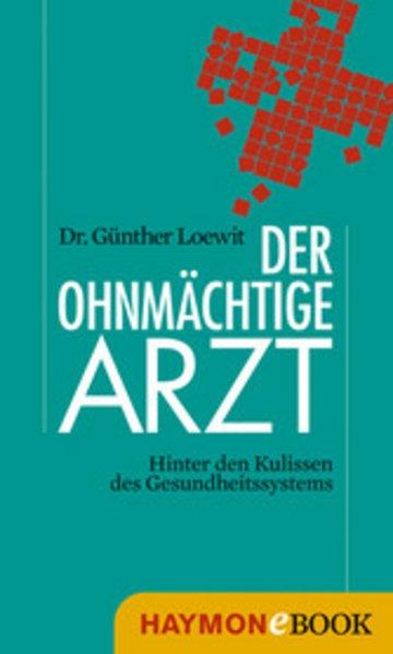 eBook Der ohnmächtige Arzt Cover