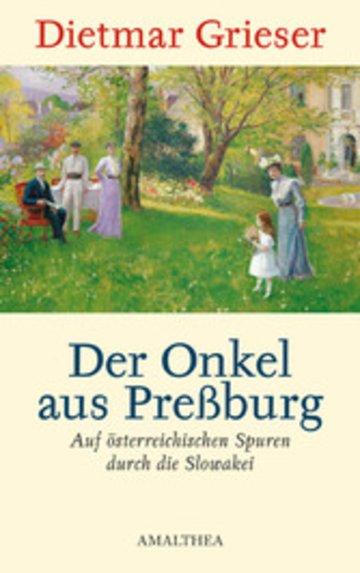 eBook Der Onkel aus Preßburg Cover