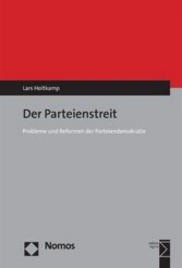 eBook Der Parteienstreit Cover