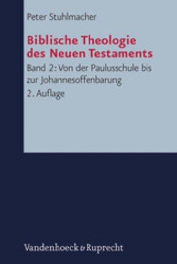 eBook Von der Paulusschule bis zur Johannesoffenbarung. Der Kanon und seine Auslegung Cover