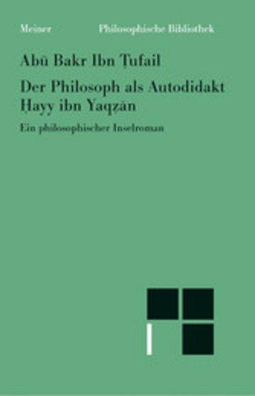 eBook Der Philosoph als Autodidakt Cover