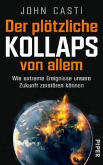 eBook Der plötzliche Kollaps von allem Cover
