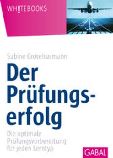 eBook Der Prüfungserfolg Cover