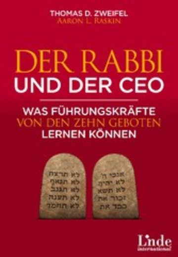 eBook Der Rabbi und der CEO Cover