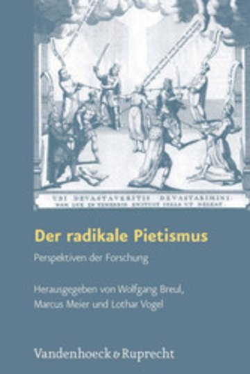 eBook Der radikale Pietismus Cover