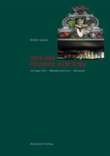 eBook Von der Reliquie zum Ding Cover