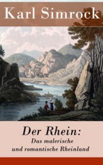 eBook Der Rhein: Das malerische und romantische Rheinland Cover