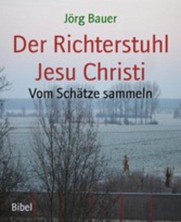 eBook Der Richterstuhl Jesu Christi Cover