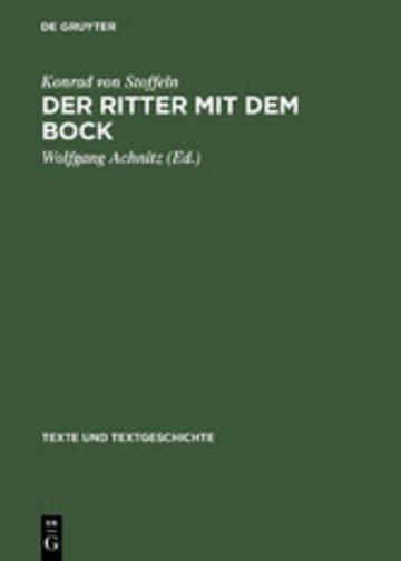 eBook Der Ritter mit dem Bock Cover