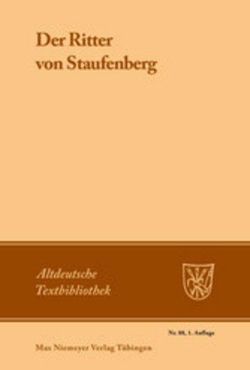 eBook Der Ritter von Staufenberg Cover