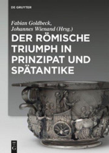 eBook Der römische Triumph in Prinzipat und Spätantike Cover