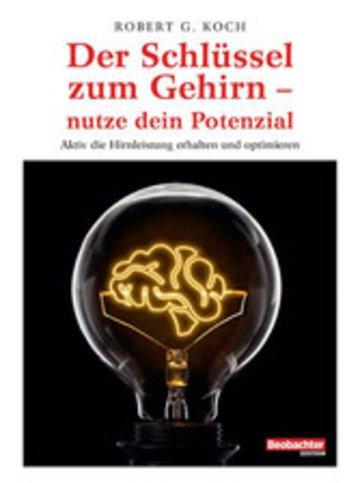 eBook Der Schlüssel zum Gehirn - nutze dein Potenzial Cover