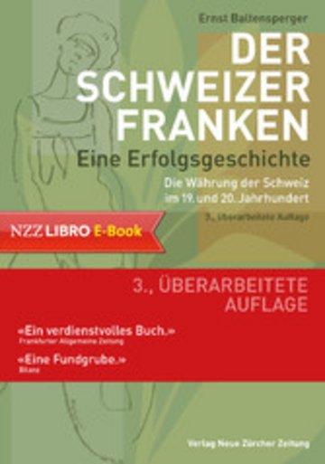 eBook Der Schweizer Franken Eine Erfolgsgeschichte. Cover