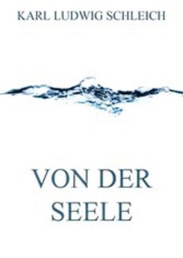 eBook Von der Seele Cover