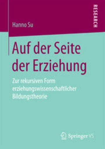 eBook Auf der Seite der Erziehung Cover