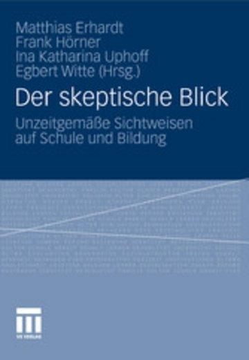 eBook Der skeptische Blick Cover