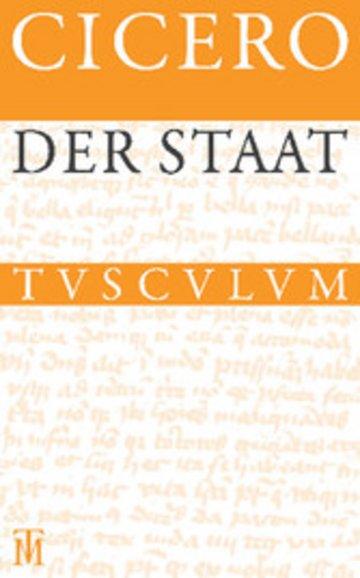 eBook Der Staat / De re publica Cover