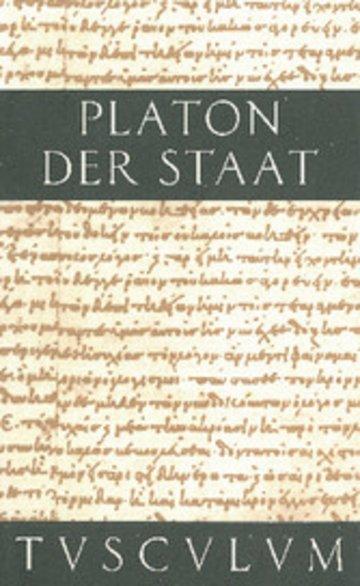 eBook Der Staat / Politeia Cover