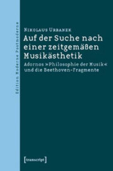 eBook Auf der Suche nach einer zeitgemäßen Musikästhetik Cover