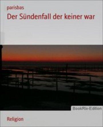 eBook Der Sündenfall der keiner war Cover