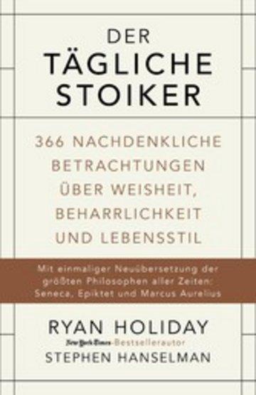 eBook Der tägliche Stoiker Cover