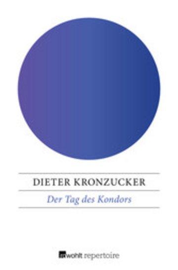eBook Der Tag des Kondors Cover
