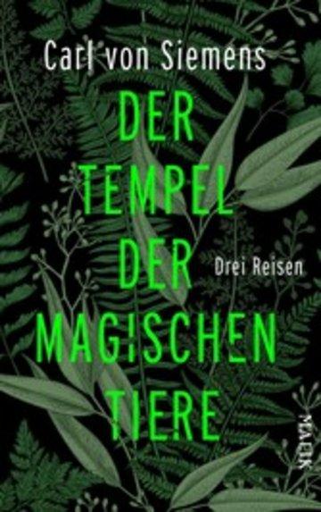 eBook Der Tempel der magischen Tiere Cover