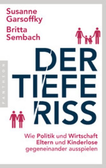 eBook Der tiefe Riss Cover
