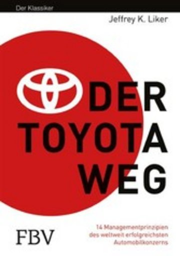 eBook Der Toyota Weg Cover