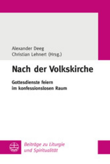 eBook Nach der Volkskirche Cover