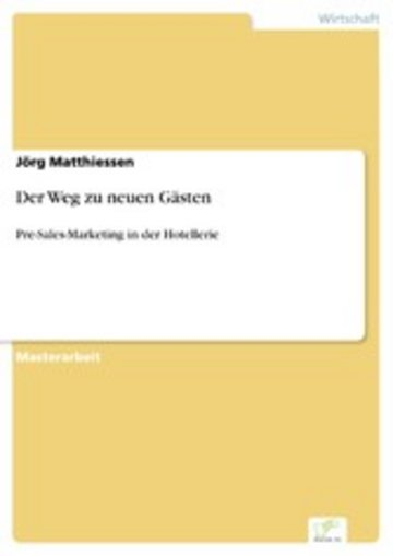 eBook Der Weg zu neuen Gästen Cover