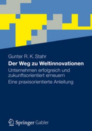 eBook Der Weg zu Weltinnovationen Cover