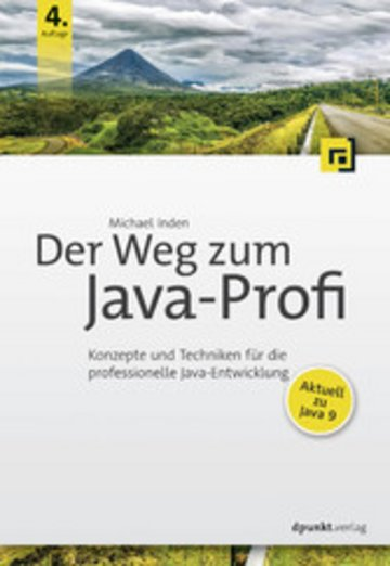 eBook Der Weg zum Java-Profi Cover