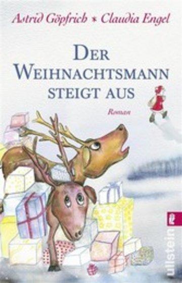 eBook Der Weihnachtsmann steigt aus Cover