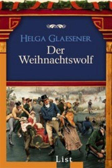 eBook Der Weihnachtswolf Cover