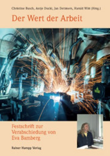 eBook Der Wert der Arbeit Cover