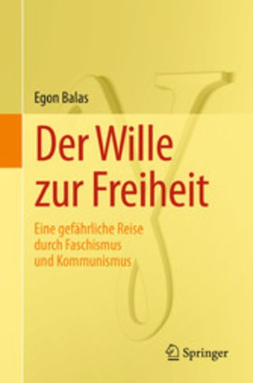 eBook Der Wille zur Freiheit Cover
