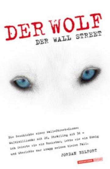 eBook Der Wolf der Wall Street Cover