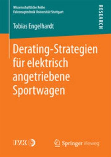 eBook Derating-Strategien für elektrisch angetriebene Sportwagen Cover