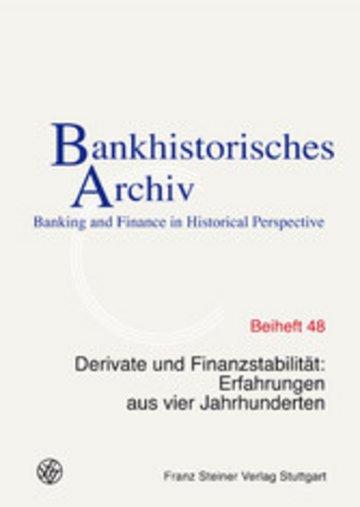 eBook Derivate und Finanzstabilität Cover
