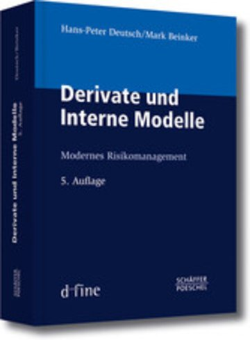 eBook Derivate und Interne Modelle Cover