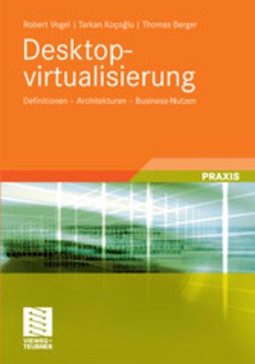eBook Desktopvirtualisierung Cover