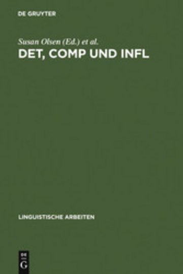 eBook DET, COMP und INFL Cover