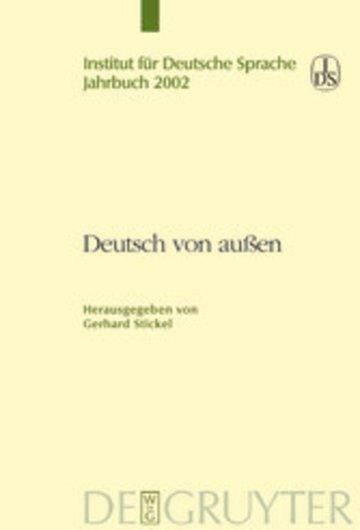eBook Deutsch von außen Cover