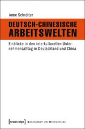 eBook Deutsch-Chinesische Arbeitswelten Cover