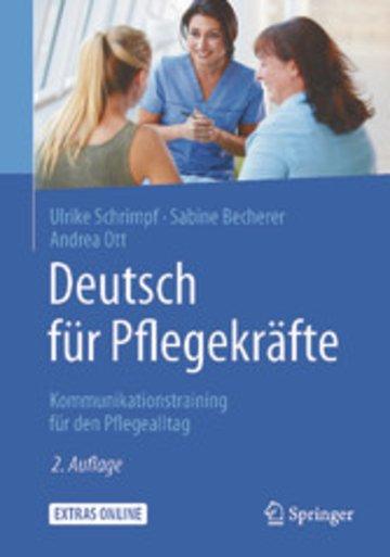 eBook Deutsch für Pflegekräfte Cover