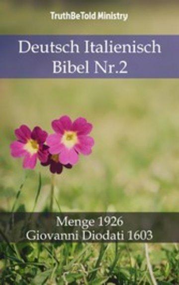 eBook Deutsch Italienisch Bibel Nr.2 Cover
